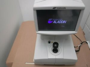 Topcon Aladdin Biometer and Corneal Topographer