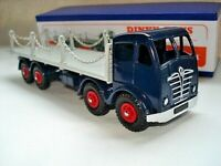 Atlas Dinky Supertoys No.505/905 Blue Mk2 Foden Flat Truck with Chains Mint/bxd