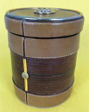 """""""Gucci 'Horsehead' Cylindrical Cigar Humidor"""""""