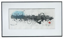 Original 1963 Joan Miro Full Suite Tracé sur l'eau 100/100 w/Provenance