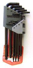 TENG TOOLS 1479tx1 chiavi TX in Set con Ball Point TERMINALE 9 pezzi 161610100