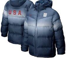 Nike 2010 Vancouver Olympics Team USA  Down Jacket Sz M Snowboarding