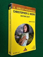 Christopher G. MOORE - PATTAYA 24/7 , Giallo Mondadori n. 2943 (2008)