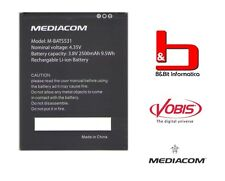 BATTERIA ORIGINALE PER MEDIACOM PHONEPAD DUO S531  COD. M-1BATS531