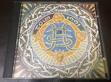 HEROES DEL SILENCIO BUNBURY CD TOUR 91 EX RARO ORIGINAL