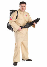 Ghostbusters - Adult PLUS SIZE Ghostbuster Costume
