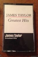 James Taylor Greatest Hits Cassette Tapes