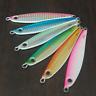 6pcs Micro Jigs Butterfly Metal Jigs Snapper Fishing Lures 40g 60g 80g Jiggings