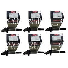 For BMW F32 F33 E46 E82 E88i Set of 6 Direct Ignition Coils Delphi 12138616153