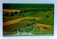 Kingston Ontario Canada Aerial View Pittsferry Lodge Postcard