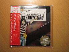"""THE SENSATIONAL ALEX HARVEY BAND """"Next..."""" Le Japon MINI LP SHM CD"""