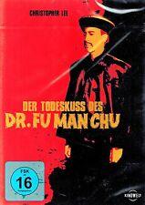 DVD NEU/OVP - Der Todeskuss des Dr. Fu Man Chu - Christopher Lee