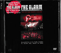 THE ALARM - Live in the Poppy Fields  CD+DVD Special Edition     NEU&OVP-SEALED!