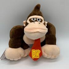"Super Mario Bros. Donkey Kong Peluche Juguete Muñeca De Peluche Animal de Peluche suave de 9"""