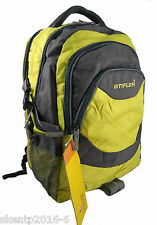 "STIFLER EasyGo Casual 15.6 "" YELLOW  Laptop backpack College Bag"
