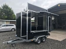 Build Slot/ 8ft Mobile/Catering Trailer / Coffee / Bar / Burger / SBTrailers