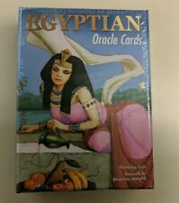 Egyptian Oracle Cards. Extremely Rare & OOP. Brand New Sealed. Lo Scarabeo..