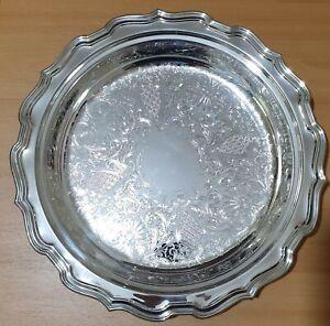 Vintage Ranleigh - Silver Serving Tray