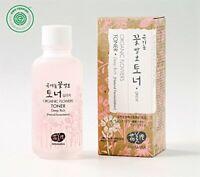 Whamisa Organic Flowers Deep Rich Essence Toner 120ml Free Shipping