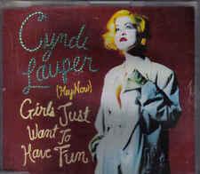 Cyndi Loper-Girls Just Want To Have Fun cd maxi single