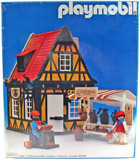 Playmobil 3455 Vintage Medieval Pottery Shop NEW MISB (Factory Sealed)