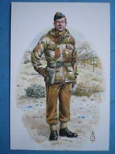 POSTCARD 1ST BTL ROYAL NORTHUMBERLAND FUSILIERS - MAJOR KOREA 1950-57