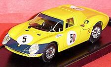 Ferrari 250 LM 1964 Coupe - Kyalami 1966 #5D gelb yellow 1:43 Best