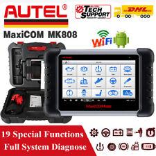 2019 Autel MK808 Pro KFZ Diagnosegerät OBD2 Fehlerauslesegerät Key Codierung DE
