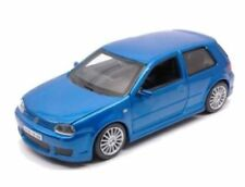 VW Volkswagen Golf R32 GTI Die-cast Car 1:24 Maisto 7 inches Blue NO BOX