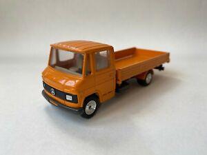 Cursor Modell 1267 Mercedes-Benz L408 / 508 D Pritsche. Orange.