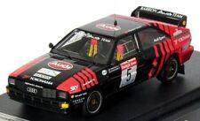"Audi Quattro #5 Bosch-Bond ""Circuit des Ardennes"" 1986 (Scala43 1:43/ SCA86AD05)"