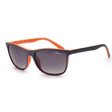 Bloc NUOVO Coast Occhiali da sole blu/Arancione NUOVO con etichetta