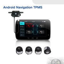 TPMS Reifendruck-Monitoring-System Außen-Sensor für alle Android GPS Auto Dvd