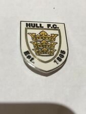 Hull Rugby League Pin Badge