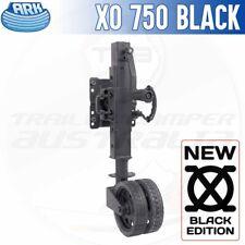 "Ark XO 750B Off Road Jockey Wheel Black Edition Dual 8"" Tyre ORJW750B"
