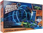 Lionel Mega Track Corkscrew Chaos Race Frequency Master Set