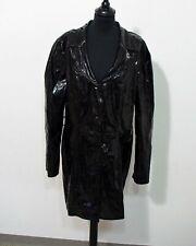 Black Level Lack Mantel Größe XXL Damen schwarz C977