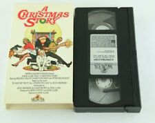 A Christmas Story Bob Clark Vhs Mgm Ua Vintage 1988 Turner Entertainment