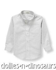NEW Boys Janie and Jack Special Occasion Button Up Shirt Size 7