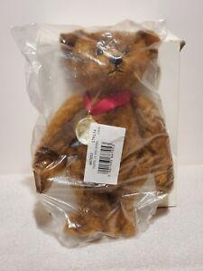 "Steiff Danbury Mint 2003 Member Bear w/Suede Paw Pads, 667053, 12"", NRFB, TA"