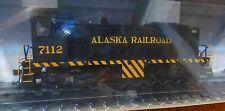 Atlas HO #10001907 Alaska Railroad Rd #7112 Alco S-2 w/DCC & Lok Sound