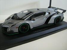 Kyosho 1:18 Lamborghini Veneno Roadster Grey  C09501GRG   NEU OVP