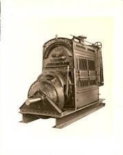 1920's Advert Photo Hercules Power Stationary Engine