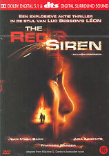 THE RED SIREN - ASIA ARGENTO - ACTIE THRILLER - NEW DVD