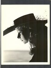 FANTASTIC GRETA GARBO PROFILE BY C S BULL - OUTSTANDING PHOTO BY A MASTER - ICON