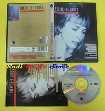 DVD RICKIE LEE JONES live en el wiltern theatre 1992 Águila ROCK no mc lp (DM1)