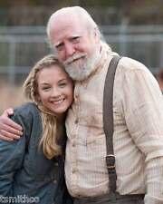 The Walking Dead Scott Wilson Emily Kinney 8x10 Photo 067