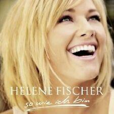 """HELENE FISCHER """"SO WIE ICH BIN"""" CD SCHLAGER NEU"""
