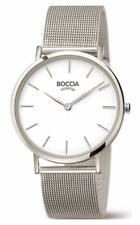 Boccia Titanium 3273-09 Titan Damen Uhr Milanaise Armband Damenuhr Armbanduhr