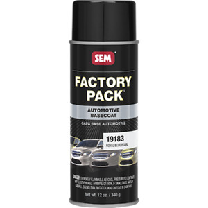 SEM Factory Pack: 19183 Royal Blue Pearl